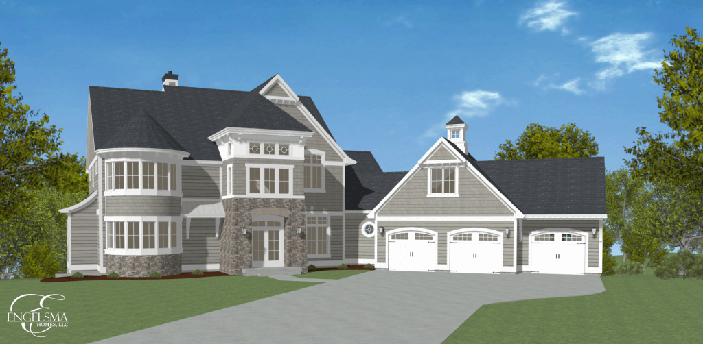 North Cove Front Rendering
