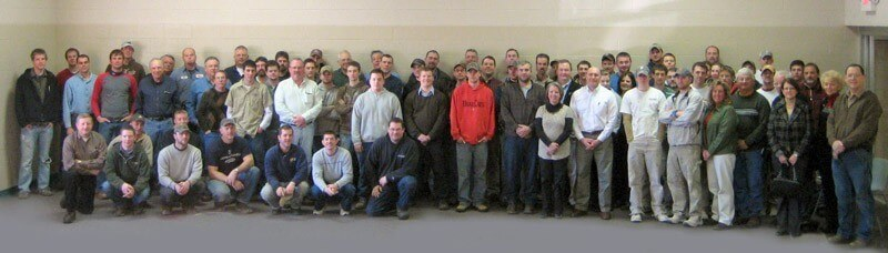 Subcontractor Group Photo